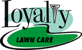 loyaly lawn care logo