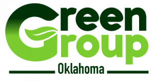 logo for green group oklahoma